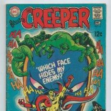 Cómics: BEWARE THE CREEPER Nº 4 (DIC 1968). ORIGINAL DC. BUEN ESTADO. TODO STEVE DITKO. Lote 257280450