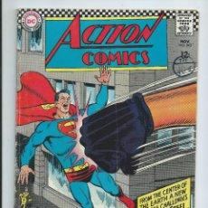 Cómics: ACTION COMICS (SUPERMAN) Nº 343 (NOV 1966). ORIGINAL DC. BUEN ESTADO. Lote 257282160