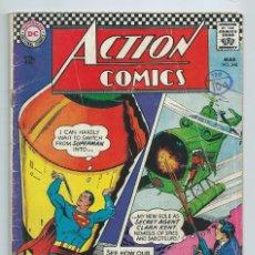Cómics: ACTION COMICS (SUPERMAN) Nº 348 (MARZO 1967). ORIGINAL DC. BUEN ESTADO. Lote 257282575