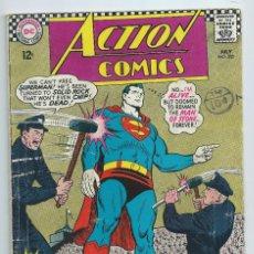 Cómics: ACTION COMICS (SUPERMAN) Nº 352 (JULIO 1966). ORIGINAL DC. BUEN ESTADO. Lote 257282790