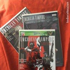 Cómics: AMERICAN VAMPIRE, SURVIVAL THE FITTEST DE SCOTT SNYDER & SEAN MURPHY. Lote 257387745