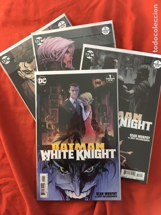 BATMAN, WHITE KNIGHT DE SEAN MURPHY (Tebeos y Comics - Comics Lengua Extranjera - Comics USA)