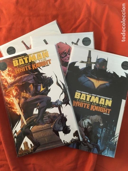 BATMAN, CURSE OF THE WHITE KNIGHT DE SEAN MURPHY (Tebeos y Comics - Comics Lengua Extranjera - Comics USA)