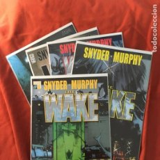 Cómics: THE WAKE, DE SCOTT SNYDER & SEAN MURPHY. Lote 257392335