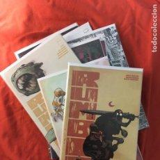 Cómics: RUMBLE VOL.2, DE JOHN ARCUDI & DAVID RUBIN. Lote 257396150