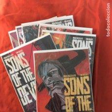 Cómics: SONS OF THE DEVIL, DE BRIAN BUCCELLATO & TONI INFANTE. Lote 257397470