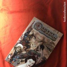 Cómics: SILENT DRAGON, DE ANDY DIGGLE & LEINIL YU. Lote 257400045