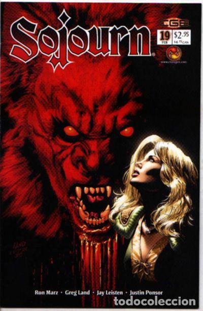 SOJOURN #19, CROSSGEN, 2.003. USA. (Tebeos y Comics - Comics Lengua Extranjera - Comics USA)