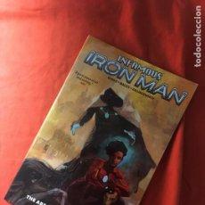Cómics: INFAMOUS IRON MAN DE BRIAN MICHAEL BENDIS & ALEX MALEEV. Lote 257401580