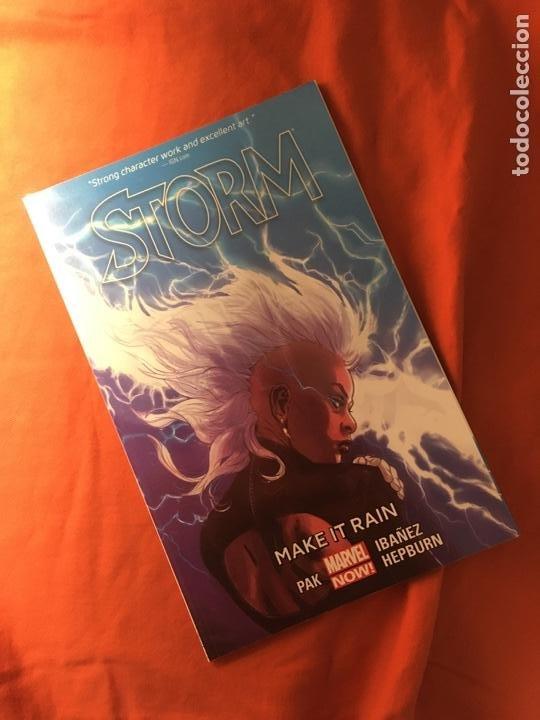 STORM, MAKE IT RAIN DE GREG PAK & VICTOR IBAÑEZ (Tebeos y Comics - Comics Lengua Extranjera - Comics USA)