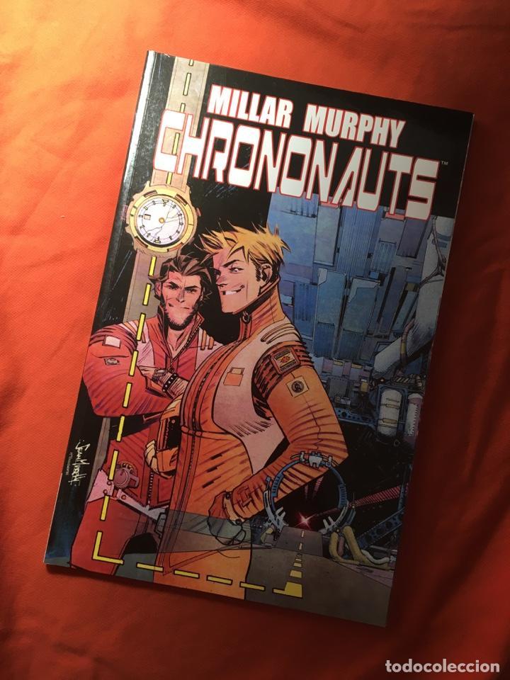 CHRONONAUTS, BOOK ONE, DE MARK MILLAR & SEAN MURPHY (Tebeos y Comics - Comics Lengua Extranjera - Comics USA)