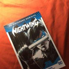 Cómics: NIGHTWING, VOL.1, BETTER THAN BATMAN, DE TIM SEELEY & JAVIER FERNÁNDEZ. Lote 257403595