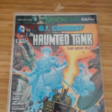 Cómics: G.I. COMBAT FT THE HAUNTED TANK 5 DC THE NEW 52 GI. Lote 257555135