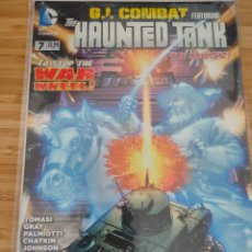 Cómics: G.I. COMBAT FT THE HAUNTED TANK 7 DC THE NEW 52 GI. Lote 257555160
