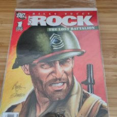 Cómics: SGT. ROCK THE LOST BATALLION 1 DC. Lote 257555220