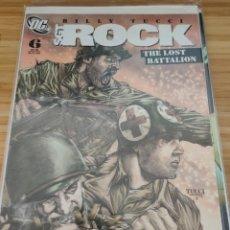 Cómics: SGT. ROCK THE LOST BATALLION 6 DC. Lote 257555250