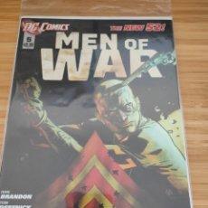 Cómics: MEN OF WAR 5 DC THE NEW 52. Lote 257555765