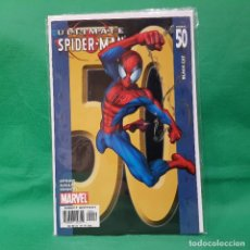 Cómics: ULTIMATE SPIDER-MAN 50 - MARVEL 2004 / VFN • NM. Lote 257557570