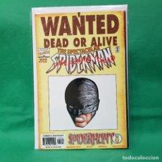 Cómics: THE SPECTACULAR SPIDER-MAN 255 - MARVEL 1998 / VFN • NM / SPIDERHUNT PART.4. Lote 257557980