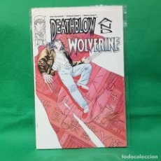 Cómics: DEATHBLOW AND WOLVERINE 1 - IMAGE 1996 / VFN. Lote 257558175