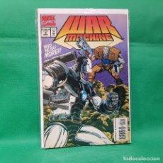 Cómics: WAR MACHINE 2 - MARVEL 1994 / VFN. Lote 257558190
