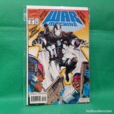 Cómics: WAR MACHINE 3 - MARVEL 1994 / FN. Lote 257558200