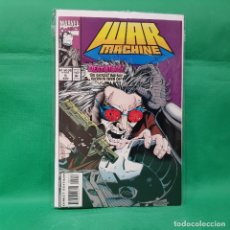 Cómics: WAR MACHINE 5 - MARVEL 1994 / FN. Lote 257558215