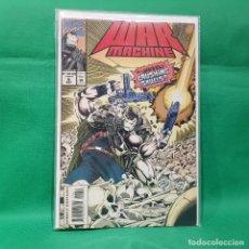 Cómics: WAR MACHINE 6 - MARVEL 1994 / VFN. Lote 257558235