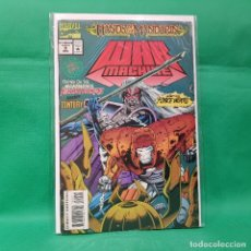 Cómics: WAR MACHINE 9 - MARVEL 1994 / VFN. Lote 257558250