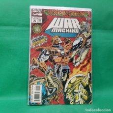 Cómics: WAR MACHINE 10 - MARVEL 1995 / VFN. Lote 257558260