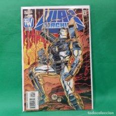 Cómics: WAR MACHINE 11 - MARVEL 1995 / VFN. Lote 257558305