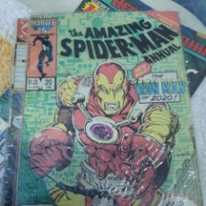 Cómics: THE AMAZING SPIDERMAN ANNUAL 20 (1986) MARVEL COMICS USA. Lote 257689825