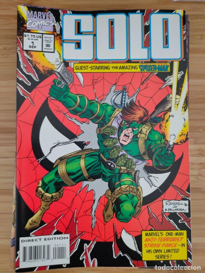 SOLO 1 1994 MARVEL SPIDER MAN (Tebeos y Comics - Comics Lengua Extranjera - Comics USA)