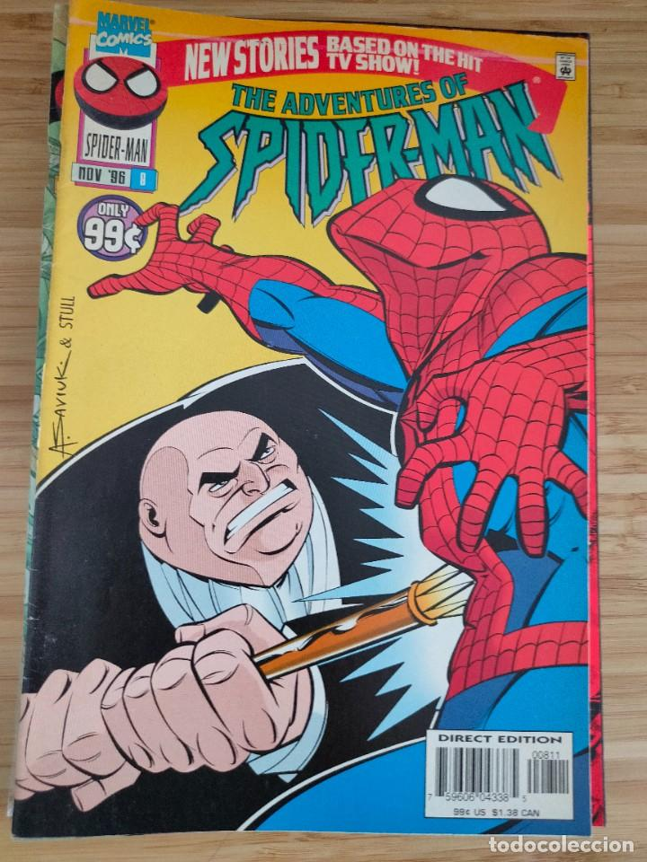 Cómics: The Adventures of Spider Man 8 Marvel 1996 - Foto 1 - 257739410