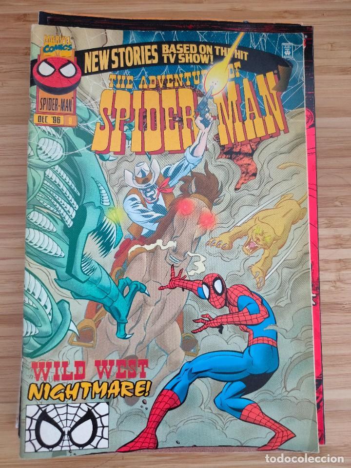 THE ADVENTURES OF SPIDER MAN 9 MARVEL 1996 (Tebeos y Comics - Comics Lengua Extranjera - Comics USA)