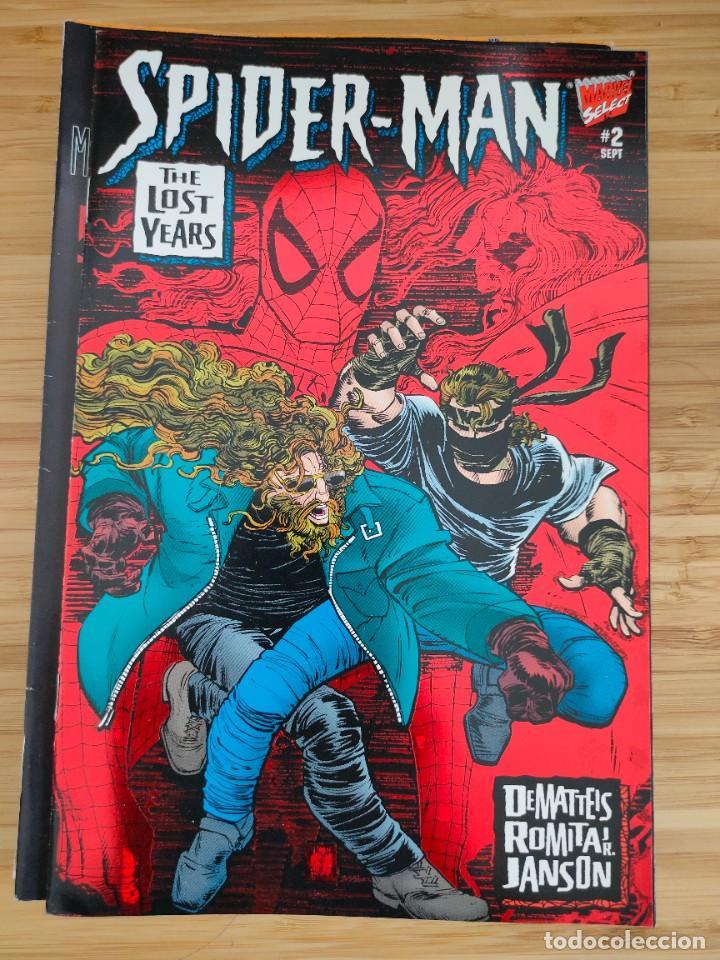 SPIDER MAN THE LOST YEARS 2 MARVEL (Tebeos y Comics - Comics Lengua Extranjera - Comics USA)