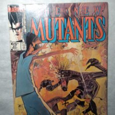 Fumetti: THE NEW MUTANTS # 27 MARVEL USA BILL SIENKIEWICZ LEER DESCRIPCIÓN. Lote 259037975