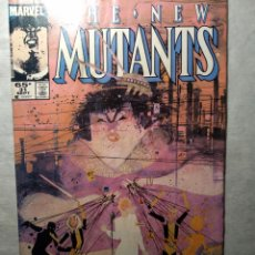 Fumetti: THE NEW MUTANTS # 31 MARVEL USA BILL SIENKIEWICZ LEER DESCRIPCIÓN. Lote 259038235