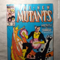 Fumetti: THE NEW MUTANTS # 35 MARVEL USA BILL SIENKIEWICZ LEER DESCRIPCIÓN. Lote 259038255