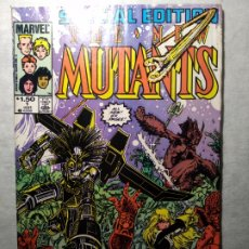 Fumetti: THE NEW MUTANTS SPECIAL EDITION # 1 ASGARDIAN WARS MARVEL USA ARTHUR ADAMS LEER DESCRIPCIÓN. Lote 259038705