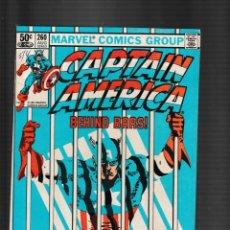 Cómics: CAPTAIN AMERICA 260 - MARVEL 1981 FN/VFN. Lote 277421838