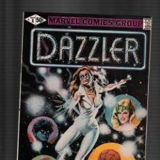 Fumetti: DAZZLER 1 - MARVEL1981 VFN / SPIDER-MAN / X-MEN / AVENGERS / TOM DEFALCO & JOHN ROMITA JR. Lote 260322960