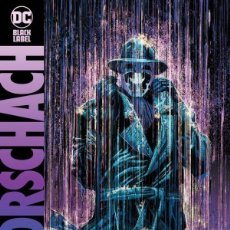 Cómics: RORSCHACH (DC,2021) # 5 - VARIANT COVER - WATCHMEN - TOM KING - JORGE FORNES. Lote 260325045