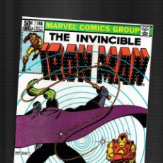 Fumetti: IRON MAN 146 - MARVEL 1981 FN / DAVID MICHELINIE & JOHN ROMITA JR. Lote 260331005