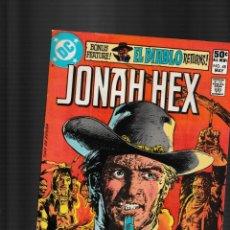 Fumetti: JONAH HEX 48 - DC 1981 VFN. Lote 260331265