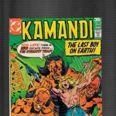 Fumetti: KAMANDI 54 - DC 1977 VFN-. Lote 260337350