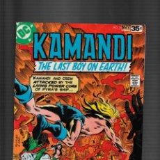 Cómics: KAMANDI 56 - DC 1978 VFN. Lote 260338240