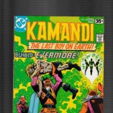 Fumetti: KAMANDI 57 - DC 1978 VFN. Lote 260338755