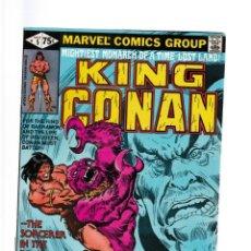 Cómics: KING CONAN 5 - MARVEL 1981 VFN / ROY THOMAS & JOHN BUSCEMA. Lote 260454135