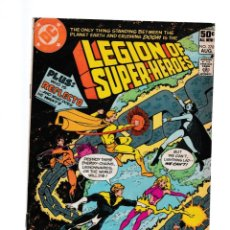 Comics: LEGION OF SUPER-HEROES 278 - DC 1981 VG/FN. Lote 260454530